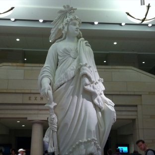 Our lady of Freedom